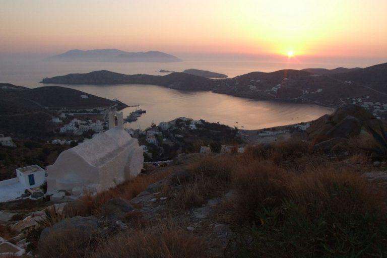 Στην Ίο τα γυρίσματα της διεθνούς τηλεοπτικής παραγωγής «My Greek Odyssey»