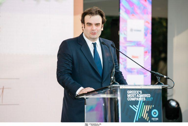 Κυριάκος Πιερρακάκης στο Fortune Exclusive Event: Ο ανθρώπινος παράγοντας είναι η μεγαλύτερη υποδομή της χώρας