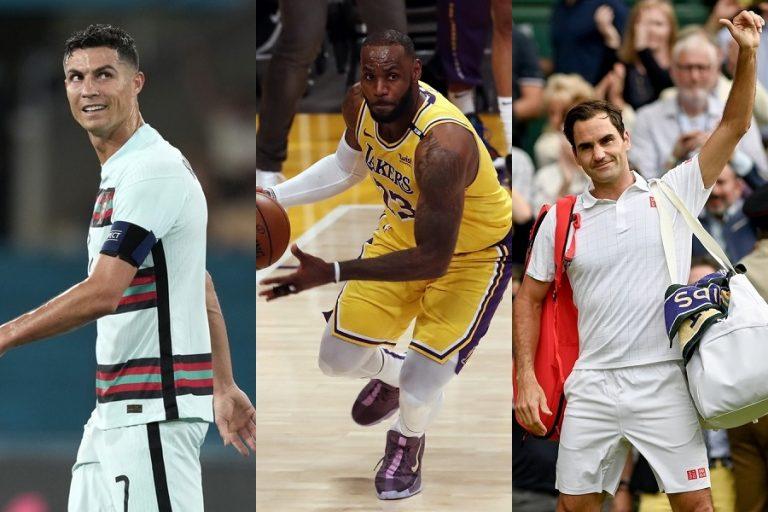 Η χρυσή δεκάδα των πιο καλοπληρωμένων αθλητών σε όλο τον κόσμο
