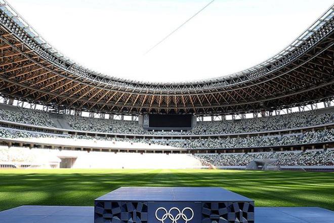 Από ανακυκλωμένο πλαστικό τα βάθρα στους Ολυμπιακούς Αγώνες στο Τόκιο