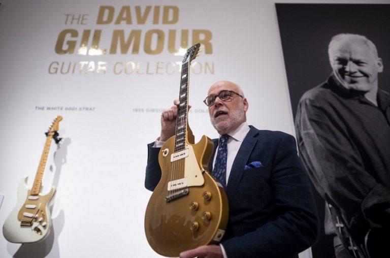 Στο σφυρί η «Number One» Gibson κιθάρα του ίδιου του Les Paul