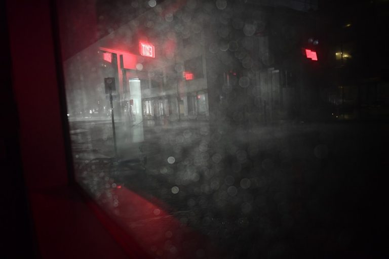 Σαρώνει τη Λουιζιάνα ο τυφώνας Άιντα- Χωρίς ρεύμα η Νέα Ορλεάνη