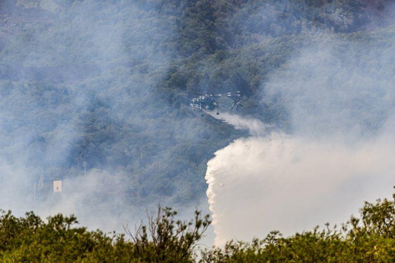 Ιταλία: Εξήντα εστίες πυρκαγιάς στην Καλαβρία- Δύο νεκροί στην περιοχή Σαν Λορέντσο