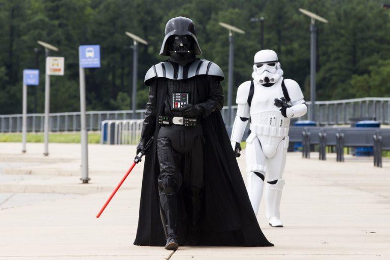 Ξενοδοχείο για πλούσιους φανς των ταινιών Star Wars