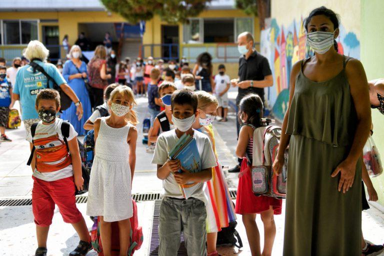 Πώς επιλέγουμε τη σωστή μάσκα για τα παιδιά