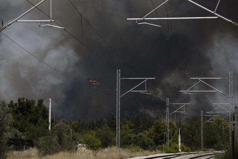 Πώς να προστατευτείτε από την ατμοσφαιρική ρύπανση λόγω πυρκαγιάς