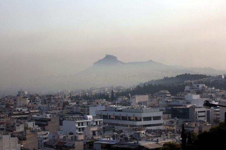 Προσοχή στις μετακινήσεις: Αυτές οι περιοχές της Αττικής έχουν τον πιο μολυσμένο αέρα λόγω της φωτιάς