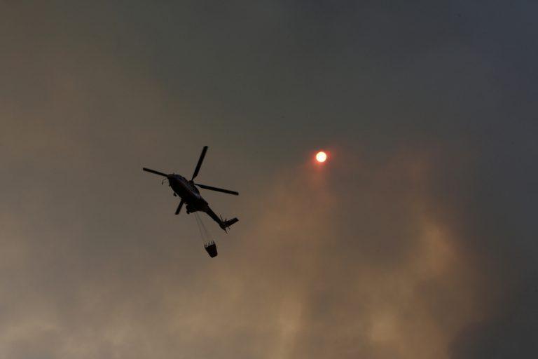 Παραιτήθηκε ο διοικητής της Αεροπορίας Στρατού- Αναζήτηση ευθυνών για τις φωτιές