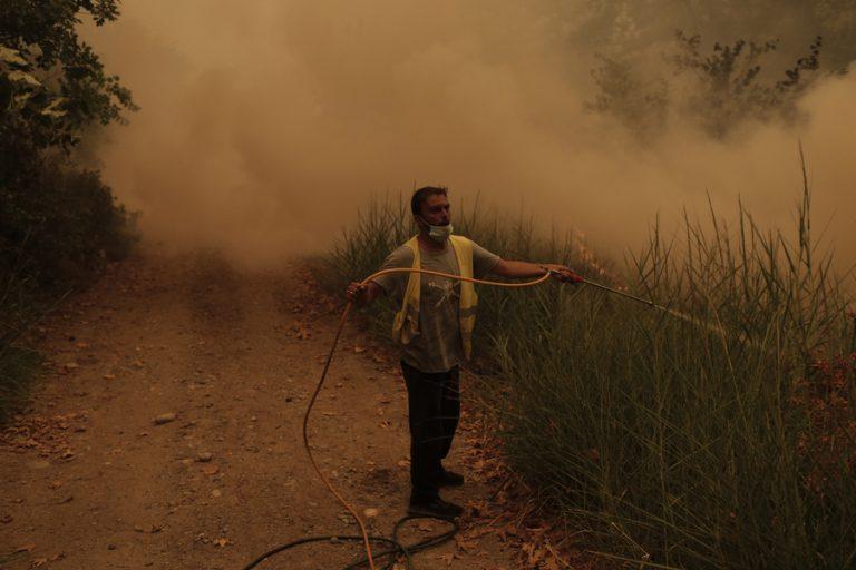 Οι παροχές και η οικονομική ενίσχυση όσων τραυματίστηκαν στις πυρκαγιές