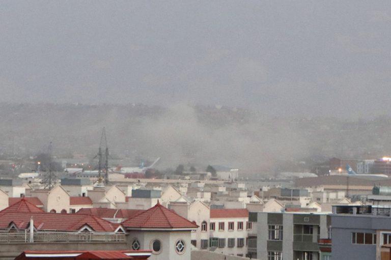 Δύο νεκροί και 21 τραυματίες από εκρήξεις στην Καμπούλ