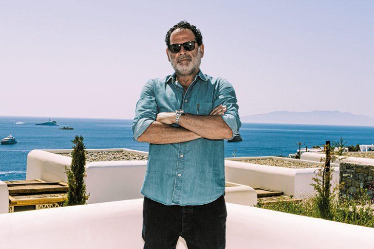 Mάκης Κουσαθανάς: Η Μύκονος εξάγει το ελληνικό τουριστικό προϊόν σε όλο τον κόσμο