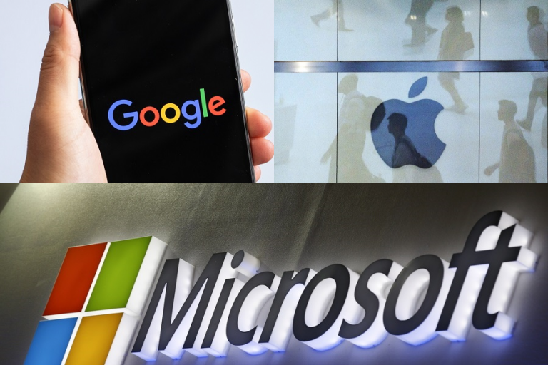 Αυτοί είναι οι μισθοί που δίνουν δέκα Big Tech εταιρείες