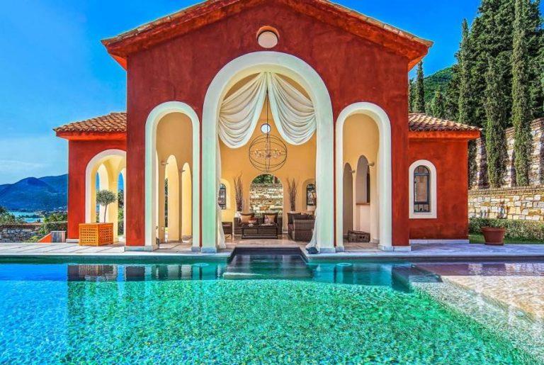 Villa Veneziano: Διακοπές με ηρεμία, ιδιωτικότητα και αέρα…Ωνάση