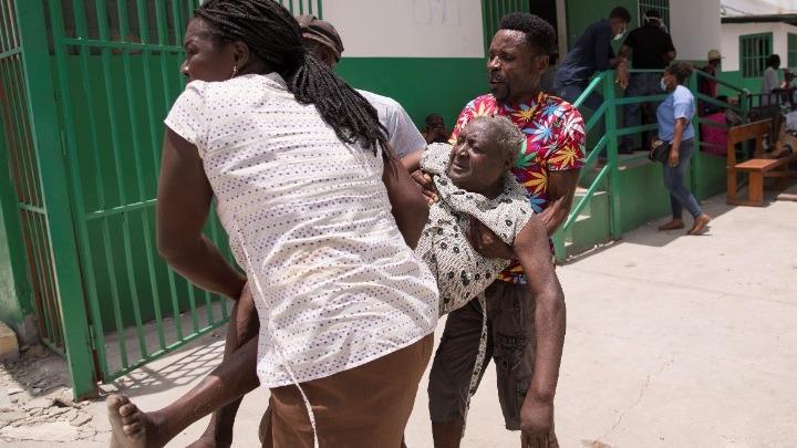 Στους 1.419 νεκρούς αυξήθηκαν οι νεκροί από τον σεισμό στην Αϊτή