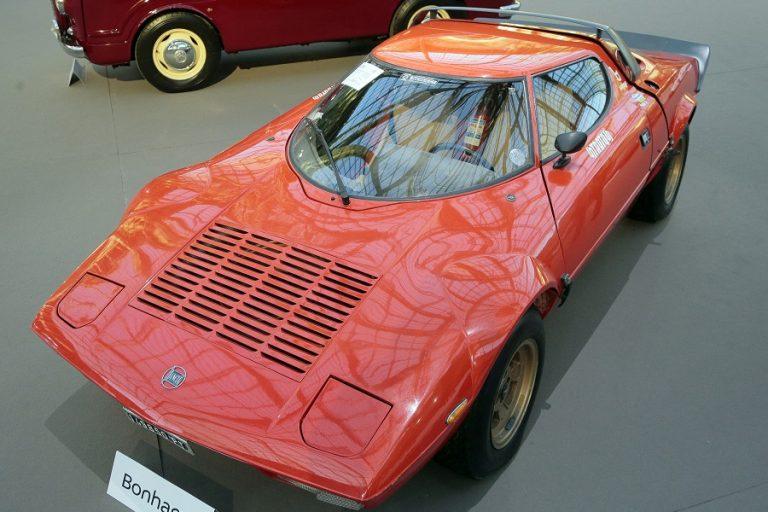 Στο σφυρί ένα από τα πιο επιτυχημένα αγωνιστικά αυτοκίνητα