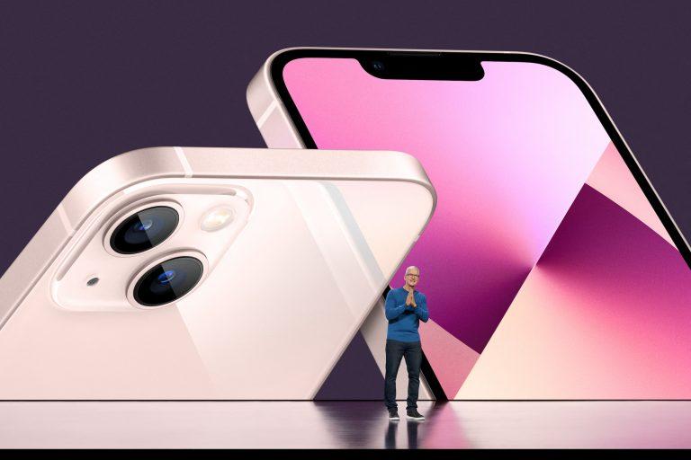 Το τυχερό iPhone 13 της Apple