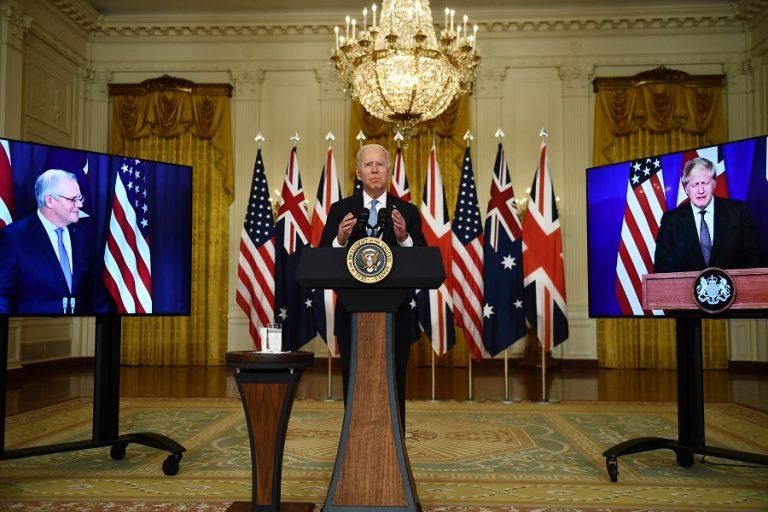 Στρατηγική συμμαχία ΗΠΑ, Αυστραλίας, Βρετανίας με το βλέμμα στην Κίνα- Η αντίδραση της Γαλλίας