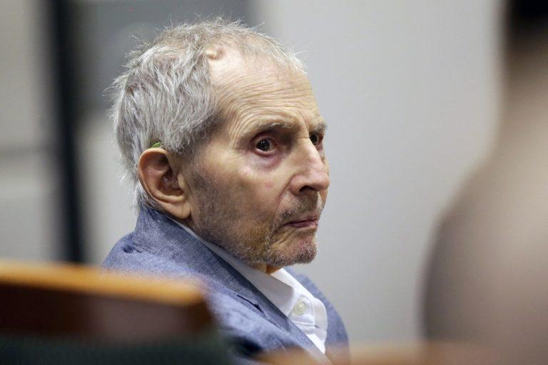 Στη φυλακή για φόνο ο μεγιστάνας Ρόμπερτ Νταρστ
