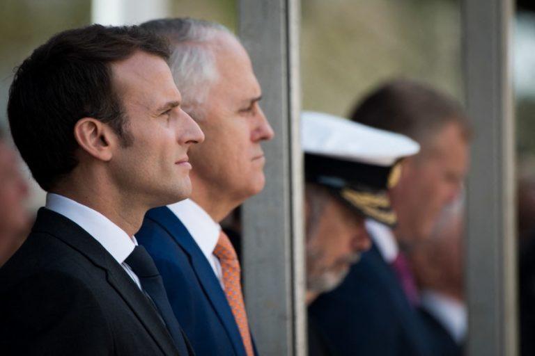 AUKUS: Ακυρώθηκε η συνάντηση των υπουργών Άμυνας Γαλλίας- Βρετανίας