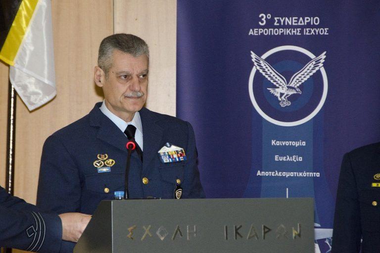 «Κλείδωσε» ο πρώην Αρχηγός ΓΕΑ Ευάγγελος Τουρνάς για τη θέση του υφυπουργού Πολιτικής Προστασίας- Το βιογραφικό του