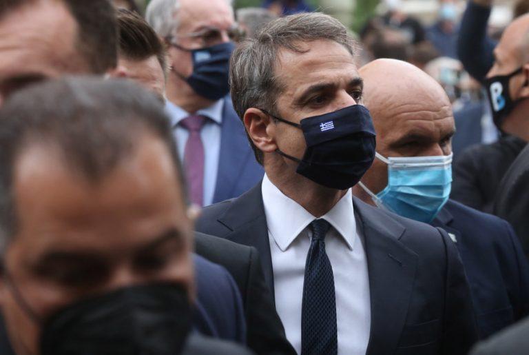 Μητσοτάκης για Μίκη Θεοδωράκη: «Αποχαιρετούμε τον τελευταίο μεγάλο Έλληνα του 20ου αιώνα»