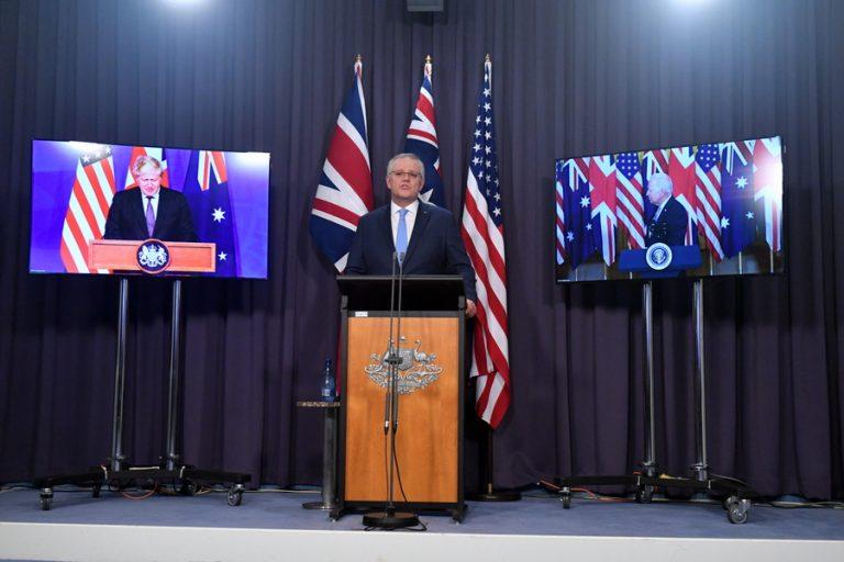 AUKUS: Έκτακτη διάσκεψη των Ευρωπαίων ΥΠΕΞ στον απόηχο της ξαφνικής συμφωνίας ΗΠΑ-Βρετανίας-Αυστραλίας