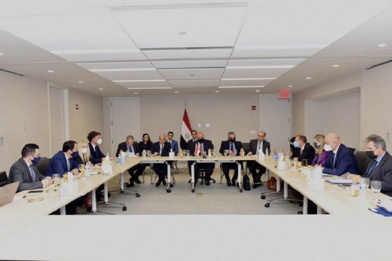 Τι είπαν Δένδιας – Σούκρι στη Νέα Υόρκη: Στο «τραπέζι» η προκλητικότητα της Τουρκίας