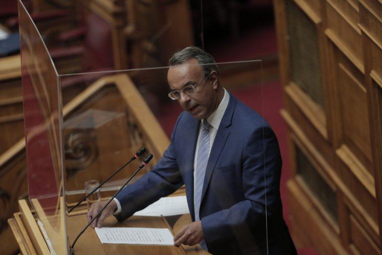 Απαντήσεις Σταϊκούρα και άλλων υπουργών στη βουλή για την ακρίβεια