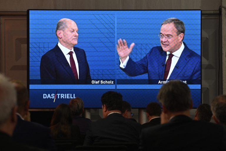 Ο Σολτς ήταν ο μεγάλος νικητής στο δεύτερο γερμανικό debate