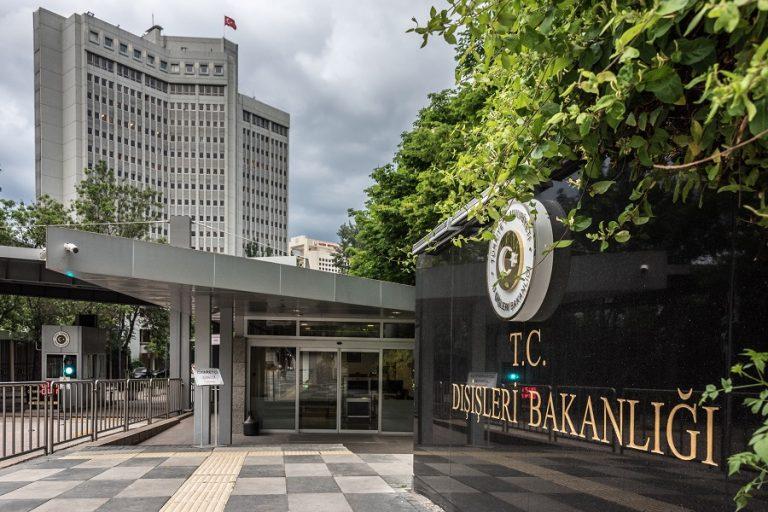 Η οργισμένη ανακοίνωση του τουρκικού ΥΠΕΞ για την ελληνογαλλική αμυντική συμφωνία