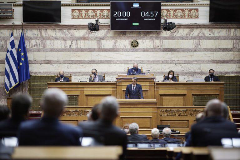 Οι δευτερολογίες των πολιτικών αρχηγών για την ελληνογαλλική συμφωνία