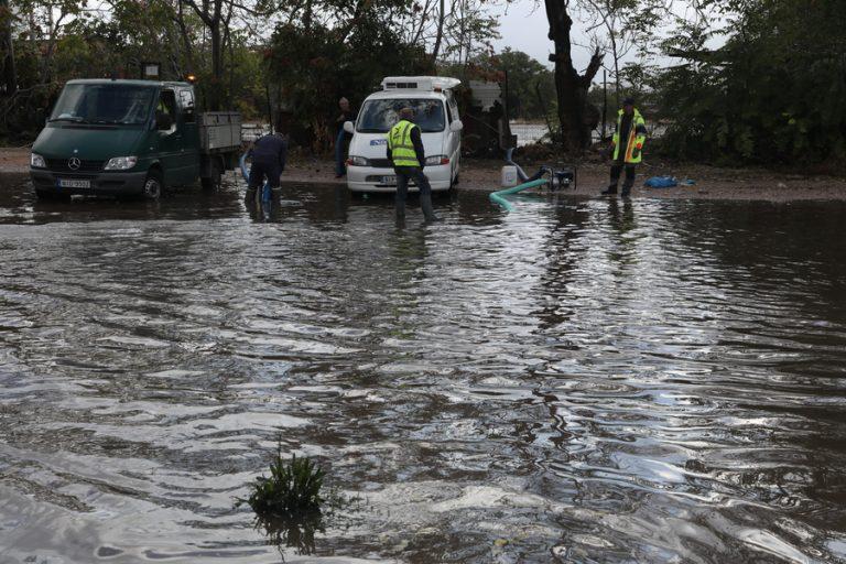 Λέκκας: 30 εκατ. τόνοι νερού έπεσαν χθες στον Κηφισό