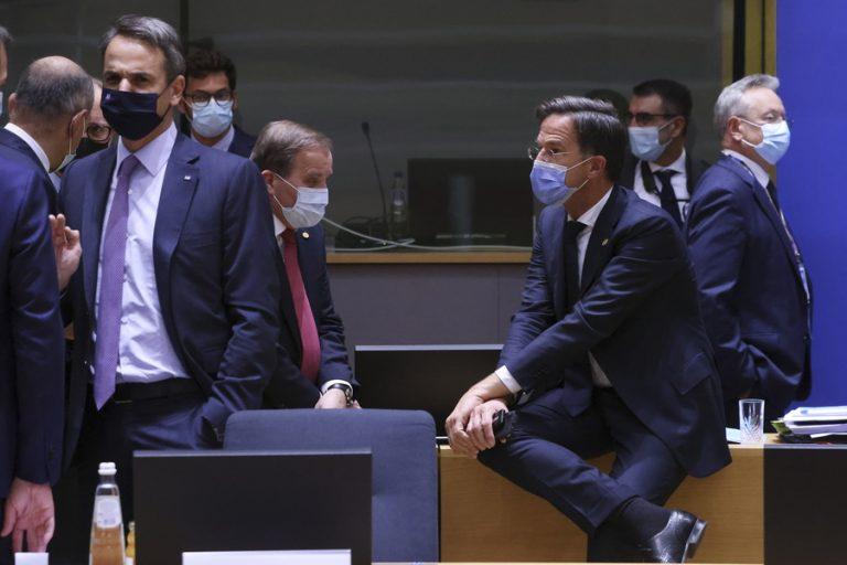 Μητσοτάκης στη Σύνοδο Κορυφής: Εναλλακτική πηγή ενεργειακής ασφάλειας η Ανατολική Μεσόγειος