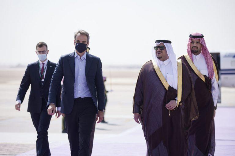 Επιστρέφει εκτάκτως από το Ριάντ ο πρωθυπουργός λόγω του θανάτου της Φώφης Γεννηματά