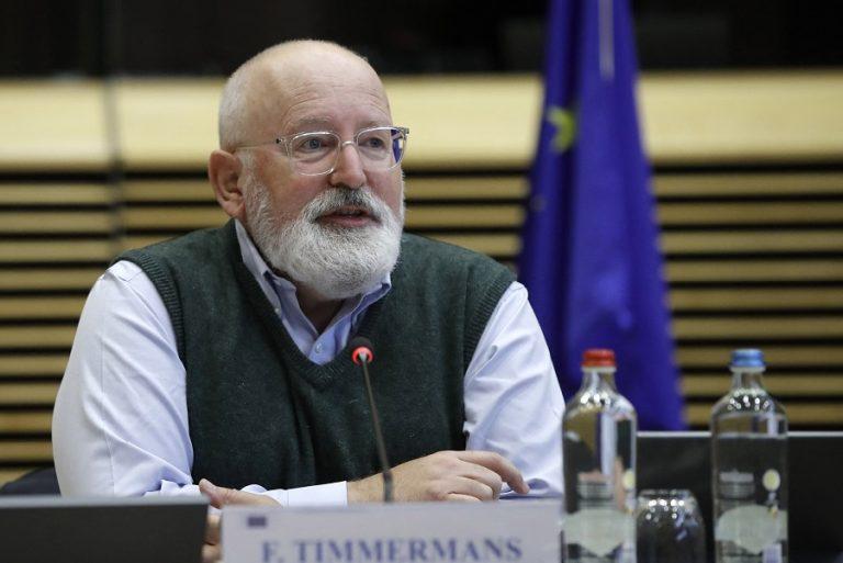 Τίμερμανς: Η ζήτηση για αέριο και ενέργεια θα είναι υψηλότερη σε 25 χρόνια